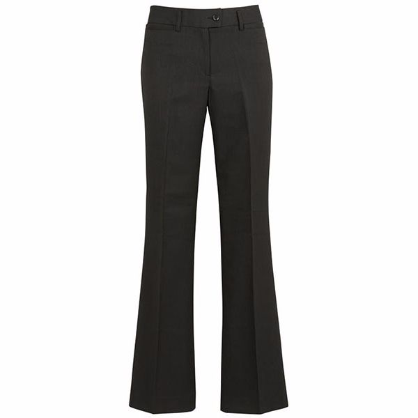 10114_charcoal relaxed fit bootleg pant