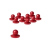 Chef's Button - Style 5BT - Red