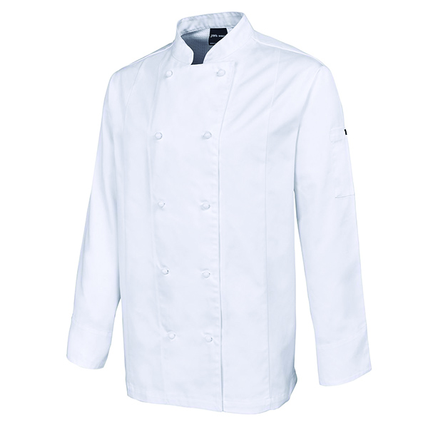 Vented Chef's L/S Jacket - 5CVL