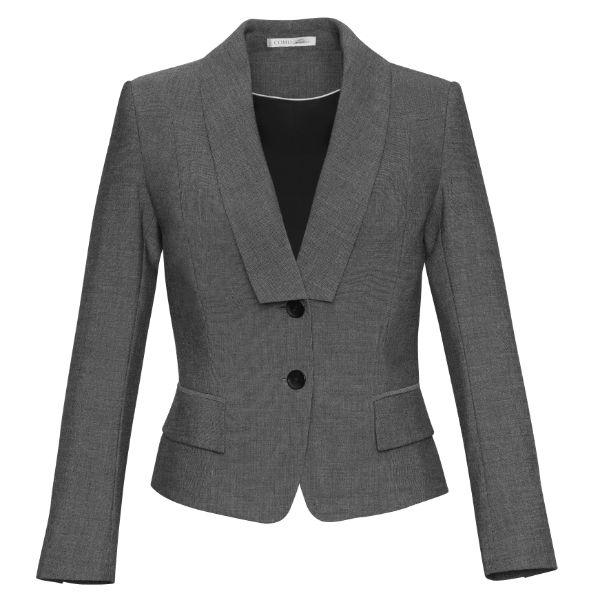 Ladies Cropped Jacket - Style 60315