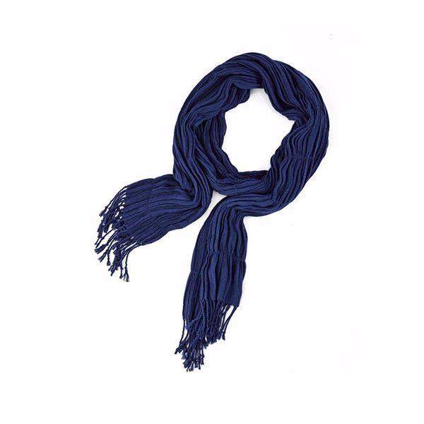 Ladies Monotone Woven Scarf - 99000