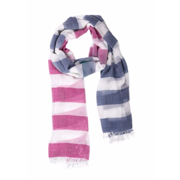 Ladies Two Tone Scarf - Style 99001