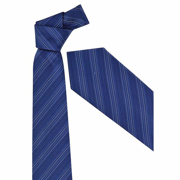 Mens Self Stripe Tie - Style 99101