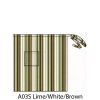 A03S-LIME/WHITE/BROWN