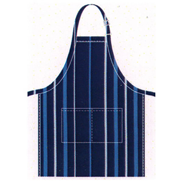 Bib Apron Stripe - Style A06