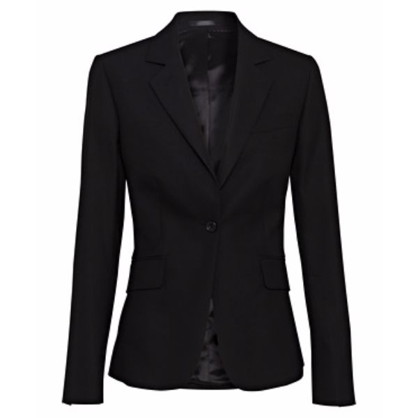 Women's High Twist Wool Rich Jacket - VEJWW89