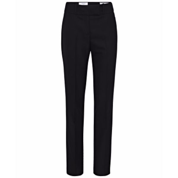 Women's High Twist Wool Rich Suit Trouser - VETWW89