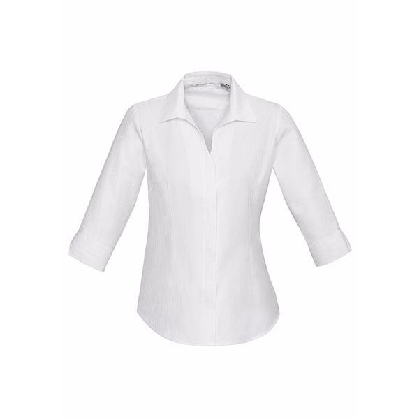 s312lt_preston-ladies-3-4-sleeve-shirt_white
