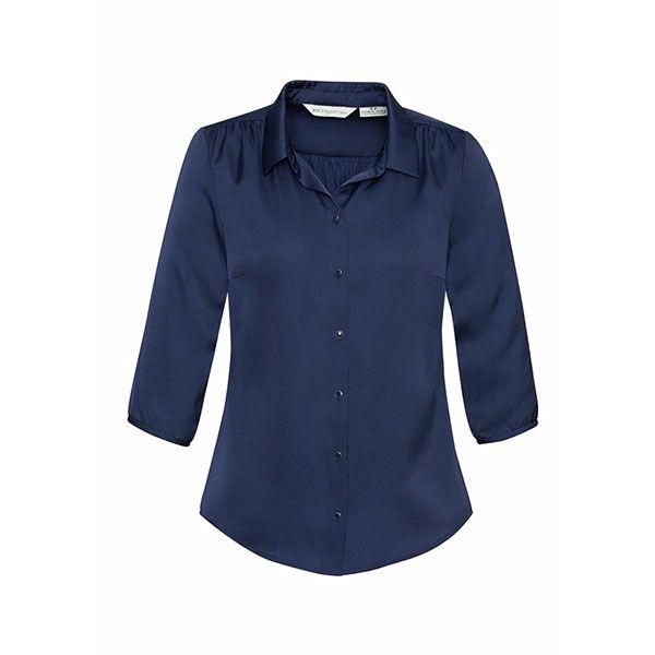 s313lt_ladies-shimmer-blouse_midnight-blue