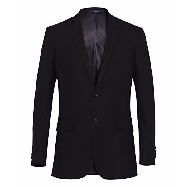 Men's High Twist Wool Rich Suit Jacket - VEJM89