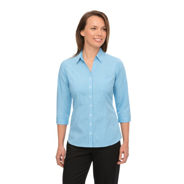 LADIES PIPPA CHECK SHIRT - STYLE 2444
