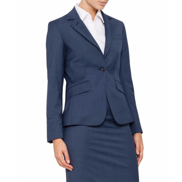 VAN HUESEN SUIT JACKET - NAVY