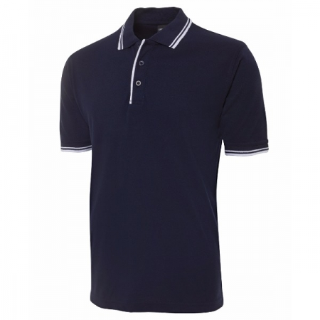 Contrast Polo - Style 2CP
