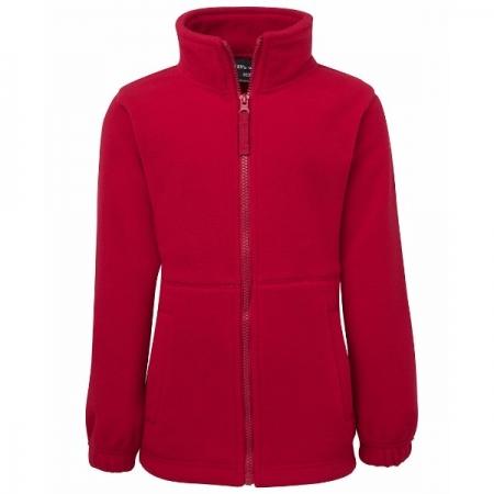 Mens Full Zip Polar Jacket - Style 3FJ