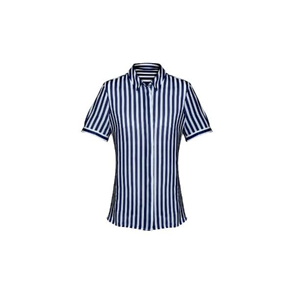 Verona ladies short sleeve shirt 43612 hospitality for Uniform verona