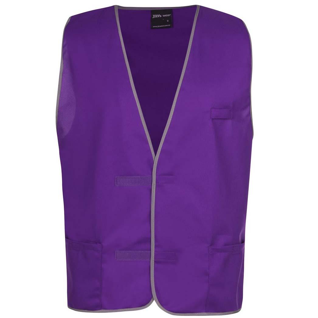 Jb S Coloured Tricot Vest 6hfv Hospitality Uniforms